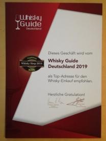 Whisky Guide Liquorado 2019