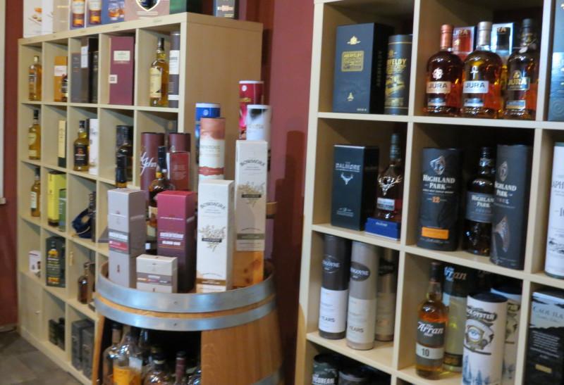 Liquorado schottischer Whisky