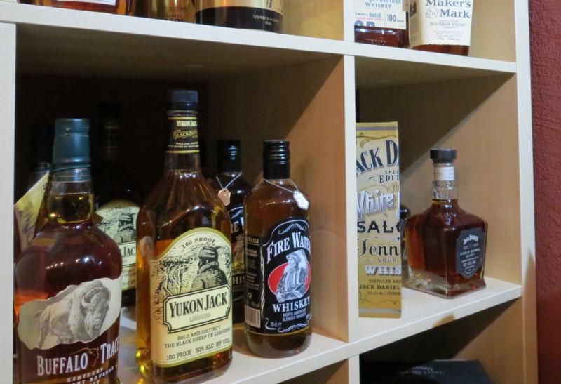 Liquorado amerkanischer Bourbon